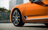 Bentley Continental GT V8 2019 official press - alloy wheels