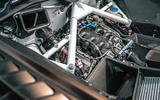 97 Bentley continental GT3 pikes peak synthetic fuels engine