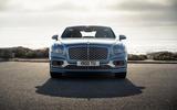 97 Bentley Flying Spur Mulliner official reveal nose