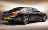97 Bentley Flying Spur Odyssean Edition official rear