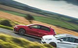 Britain's best affordable drivers car 2020 - panning side