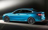BMW 2 Series Gran Coupé studio reveal - rear