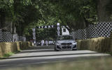 97 BMW 2 Series m240i 2021 Goodwood nose