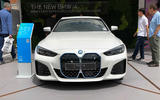 97 BMW i4 2021 Goodwood nose