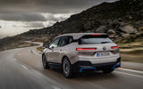 BMW iNext official images - tracking rear
