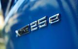 BMW X1 PHEV official press photos - rear badge
