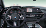 2019 BMW Z4 official reveal Pebble Beach - cabin