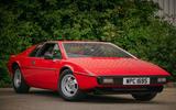 97 BTBWD 007 week Lotus Esprit