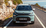 97 Citroen C3 Aircross MY2021 official images tracking nose