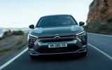 97 Citroen C5X official reveal images tracking nose
