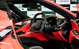 97 Corvette C8 RHD 2021 official reveal interior