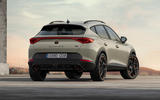 97 Cupra Formentor VZ5 2021 official images static rear