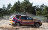 Dacia x Future Terrain - side action