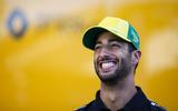 Daniel Ricciardo interview - at Renault