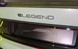 97 E Legend EL1 2021 Munich motor show rear badge