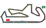 97 F1 2021 season circuit guide Portugal