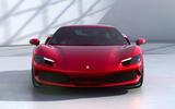97 Ferrari 296 GTB 2021 official reveal nose