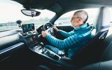 97 Garmin track sat nav feature 2021 Goodwin driving