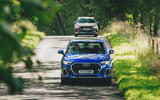 97 Genesis vs Audi twin test 2021 chase