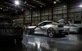 Ginetta supercar reveal exclusive pictures - rear