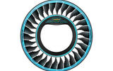 Goodyear Aero levitating tyre concept official press - 3