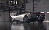 Gordon Murray T50 official reveal - rear