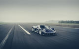 Hennessey Venom F5 official images - tracking