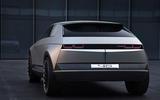 Hyundai 45 concept official reveal - hero rear