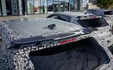 2021 Hyundai i20 N prototype drive - spoiler