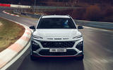 97 Hyundai Kona N official images nring nose