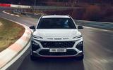 97 Hyundai Kona N official images nring nose