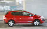 97 James Ruppert used cars double price Peugeot 3008 side