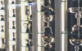 Jim Clark Museum preview day - trophies