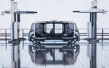 Jaguar Land Rover Project Vector official images - doors open