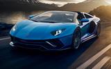 97 Lamborghini aventador ultimae official reveal roadster