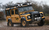 97 Land Rover Classic Defender Trophy 2021 official images 3