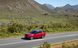 Land Rover Discovery Sport 2019 official reveal - on the road side