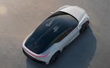 97 Lexus LF Z concept official images static roof