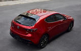 Mazda 3 2018 official reveal - rear angle