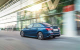 Mercedes-AMG A35 Saloon 2019 official reveal - hero rear