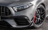 Mercedes-AMG A45 S 2019 official reveal - front lights