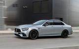 2020 Mercedes-AMG E63 facelift - saloon side