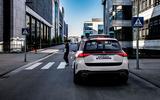Mercedes-Benz ESF 2019 concept - official press images - rear winscreen camera
