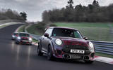 Mini John Cooper Works GP 2020 prototype official images - Nring front