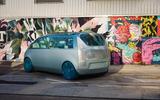 97 Mini Urbanaut 2021 concept proto rear