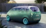2020 Mini Urbanaut concept - hero rear