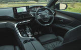 97 nearly new buying guide Peugeot 5008 interior