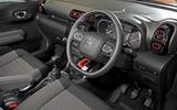 97 nearly new guide citroen C3 aircross interior