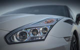 Nissan GT-R Nismo 2020 official reveal - headlights