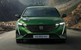 97 Peugeot 308 2021 official reveal images hero nose